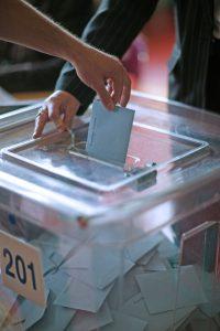 Voter contre Marine Le Pen c'est voter pour la démocratie