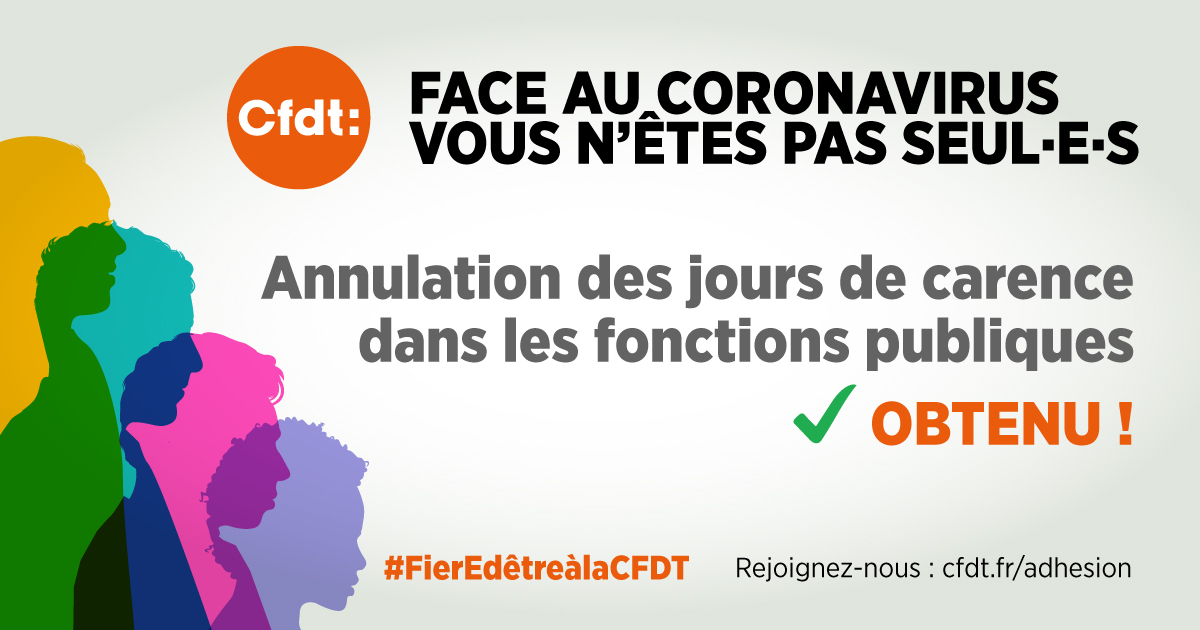 Faire savoir, Partager #FierEdêtreàlaCFDT